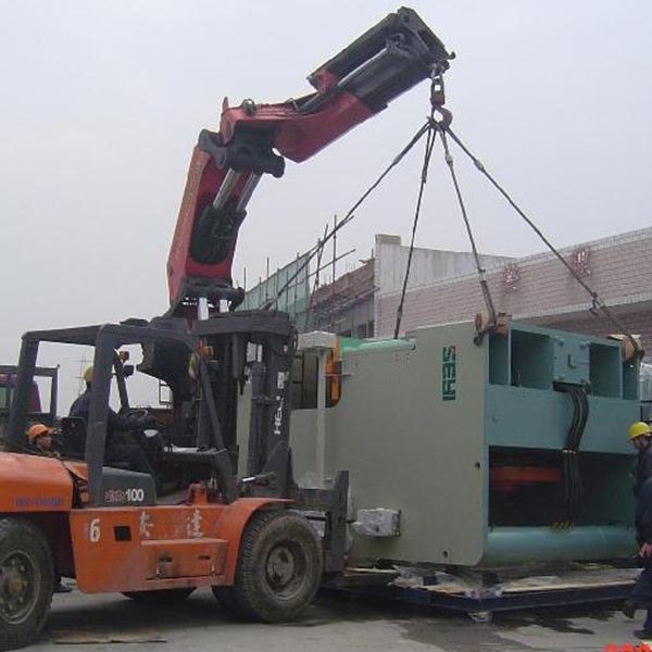 重型设备搬迁